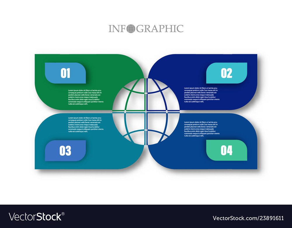 Steps infographics can a strategy
