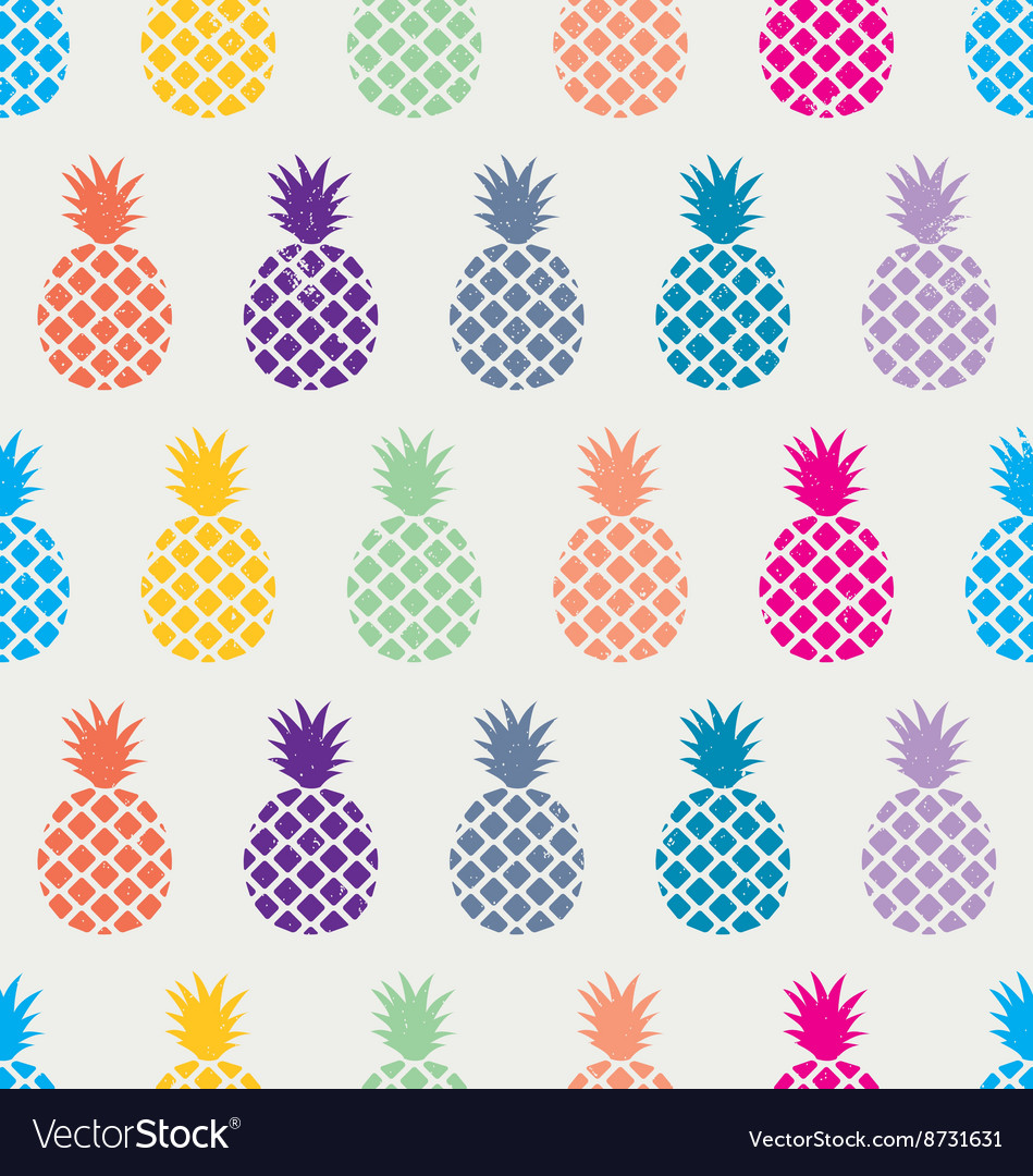EXOTIC PINEAPPLE PATTERN