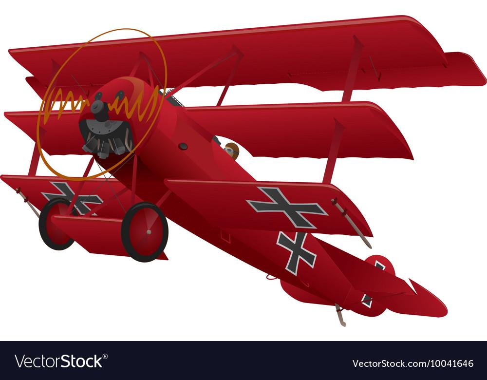 WWI Triplane Warbird
