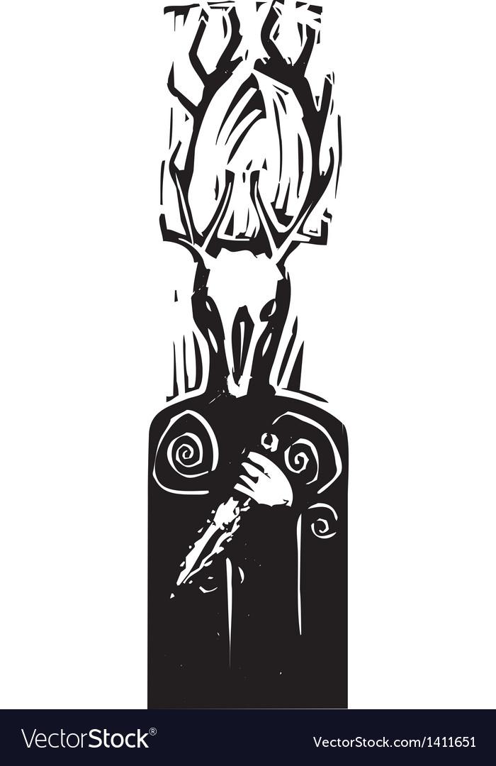 Celtic Cernunnos
