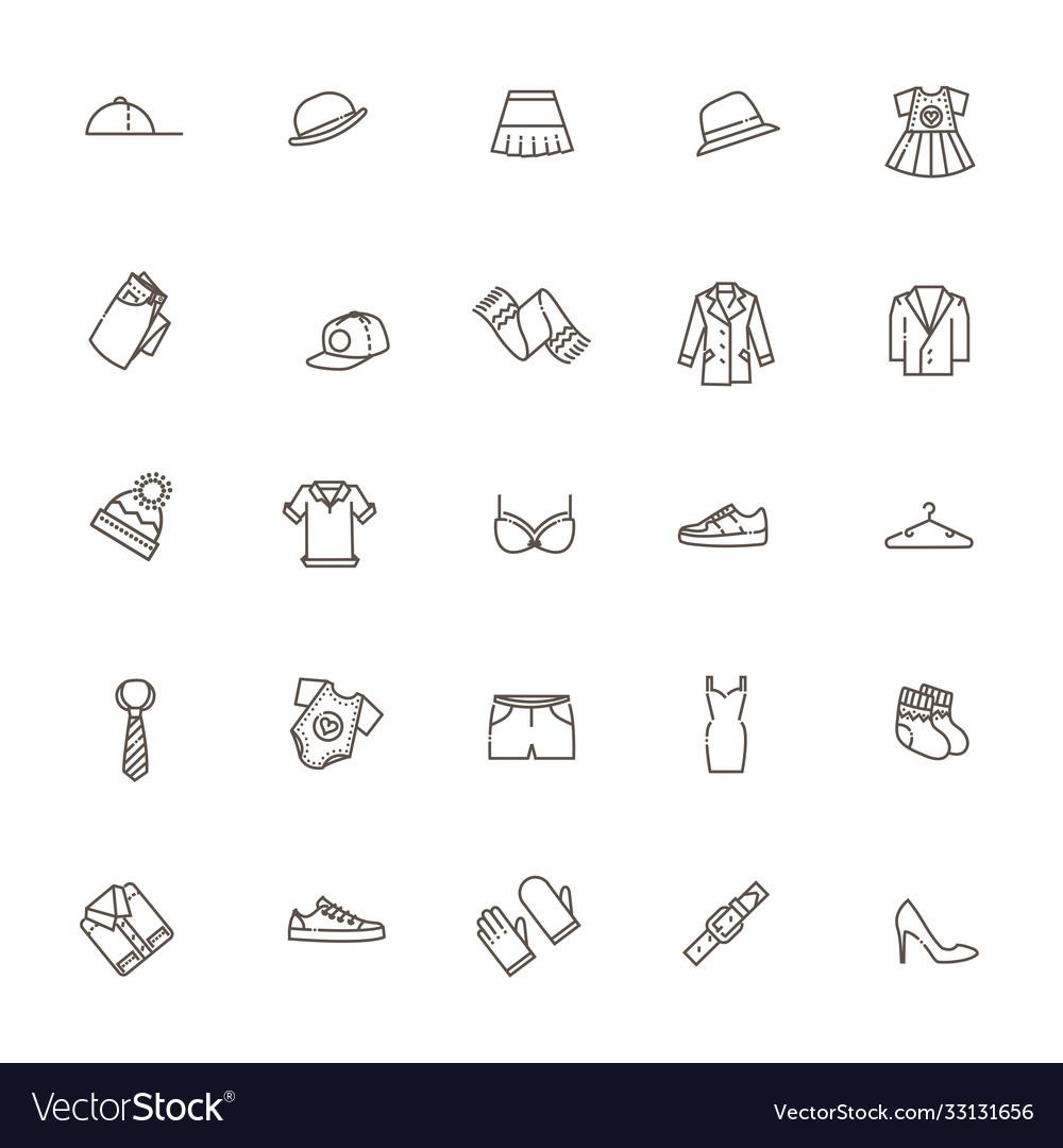 Clothes shopping concept
