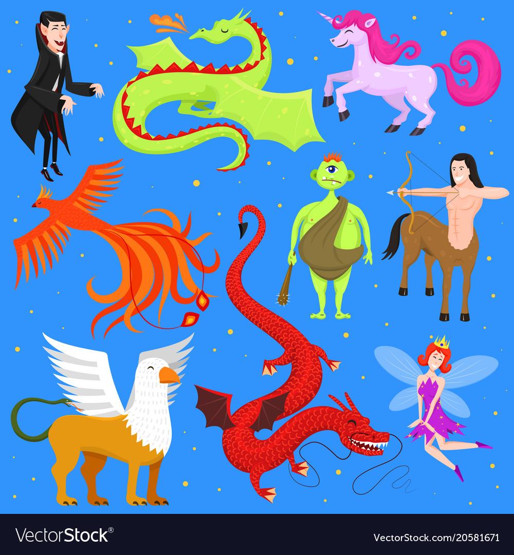 Mythological animal mythical creature