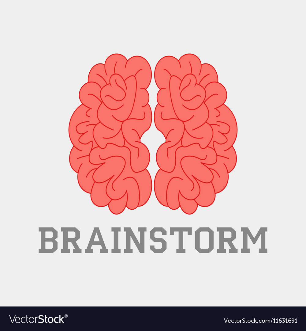Brainstorm think idea