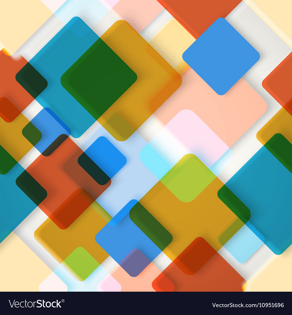 Abstract seamless background of different color