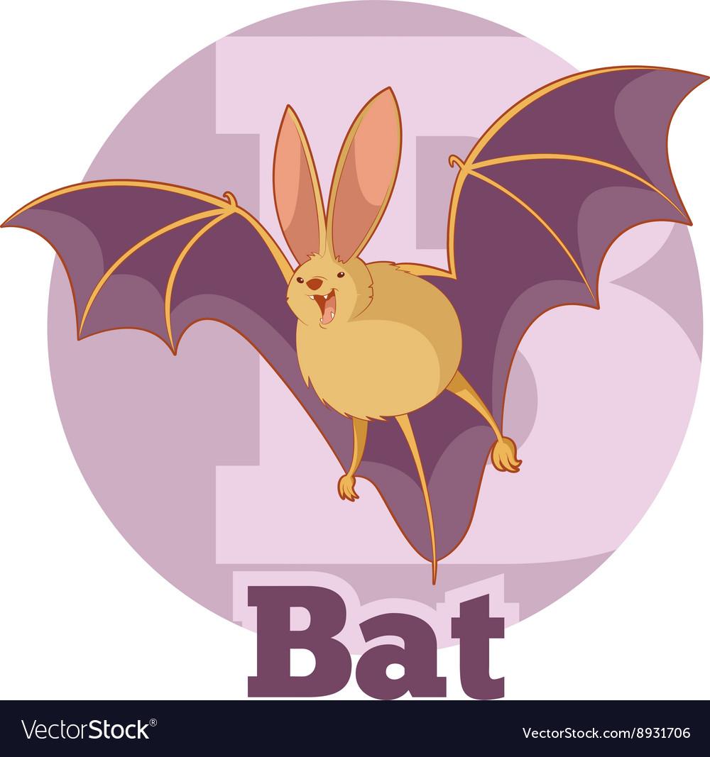 ABC Cartoon Bat2