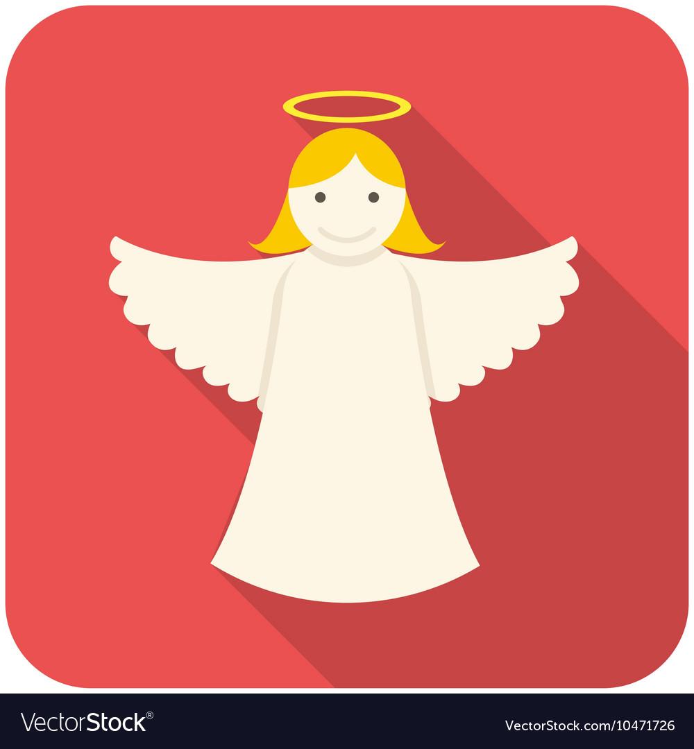 Christmas Angel.Christmas Angel Icon