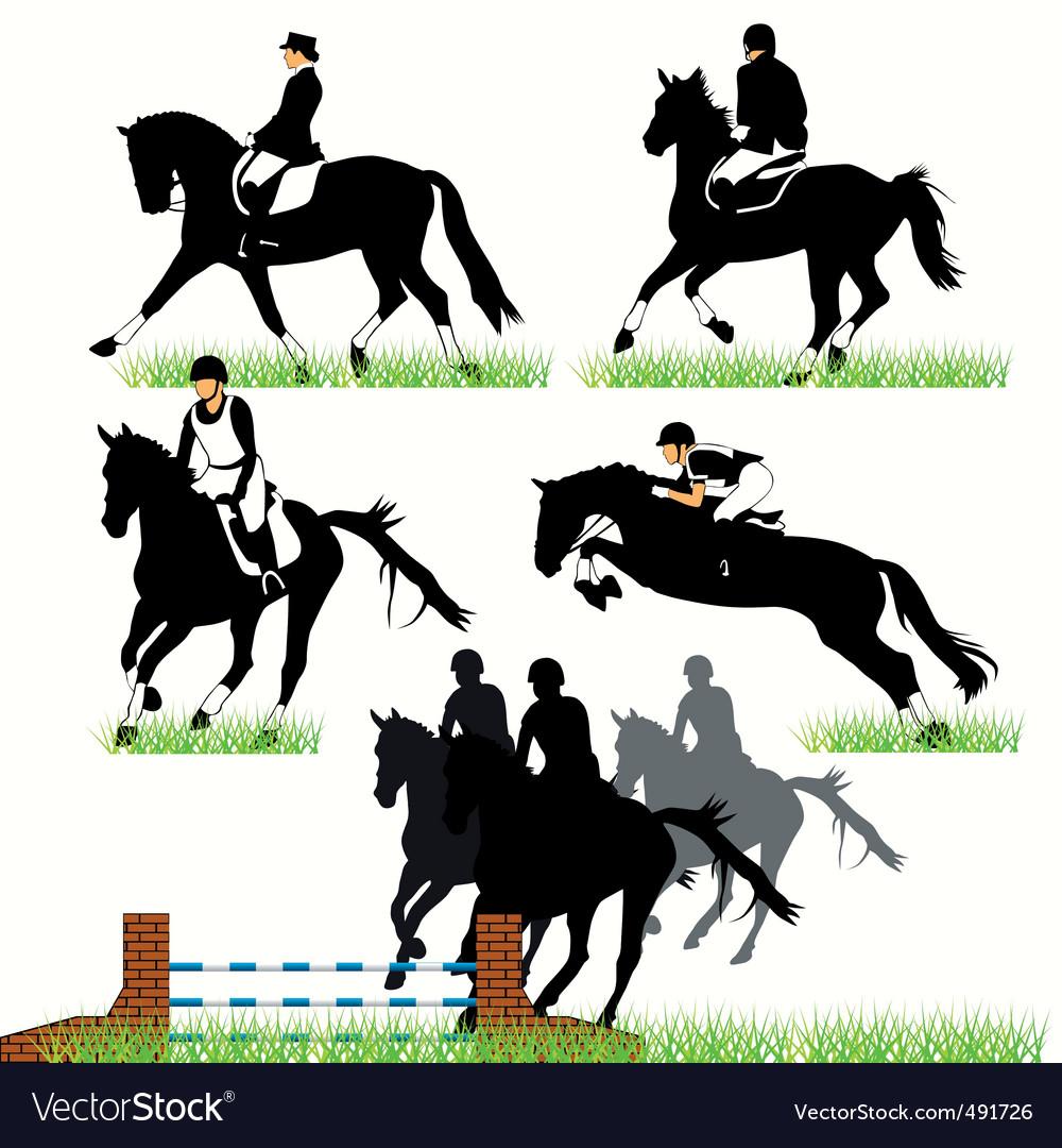 Jockeys set02