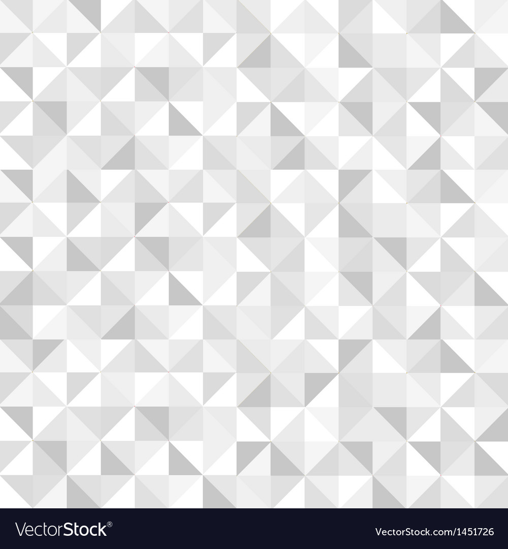seamless grey geometric pattern royalty free vector image