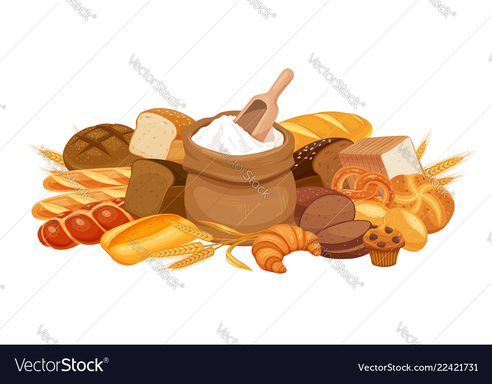 Bakery products banner