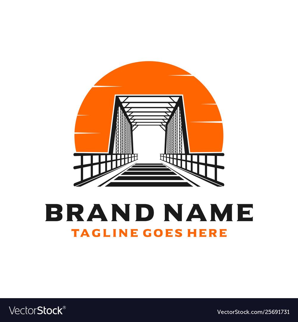 Bridge logo design