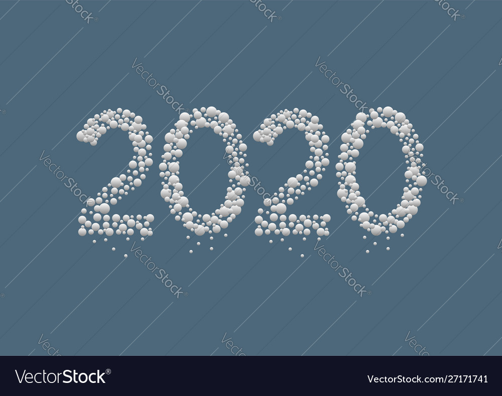 2020 white snow numbers