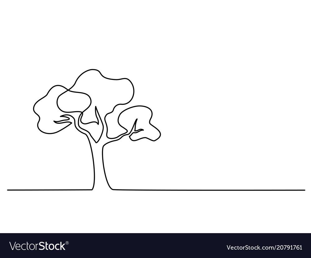 Tree logo Royalty Free Vector Image   VectorStock