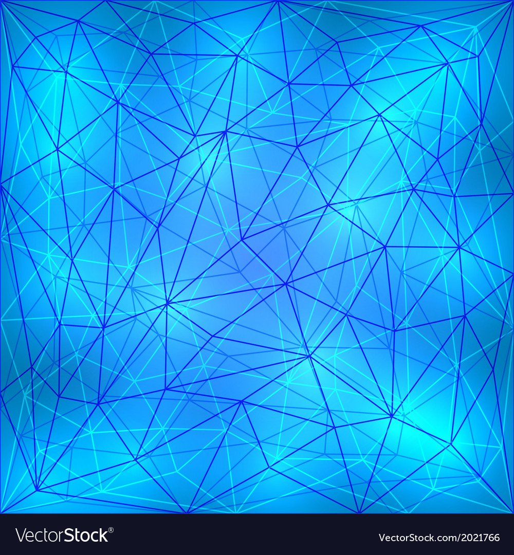 Abstract geometric lattice vector image