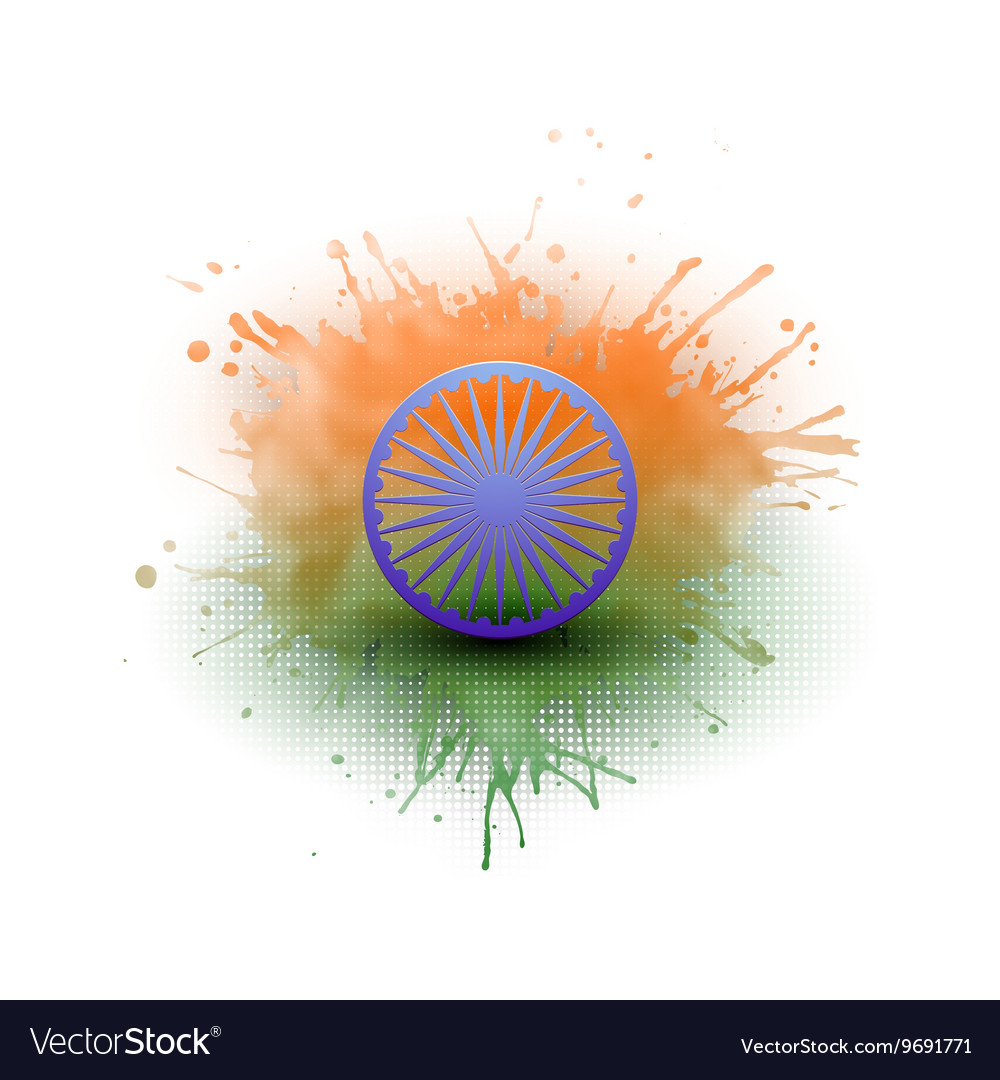 Background for Happy Indian Independence Day