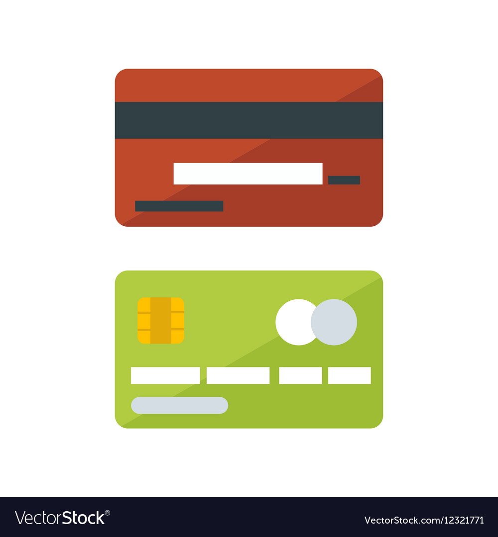 Money card isolated