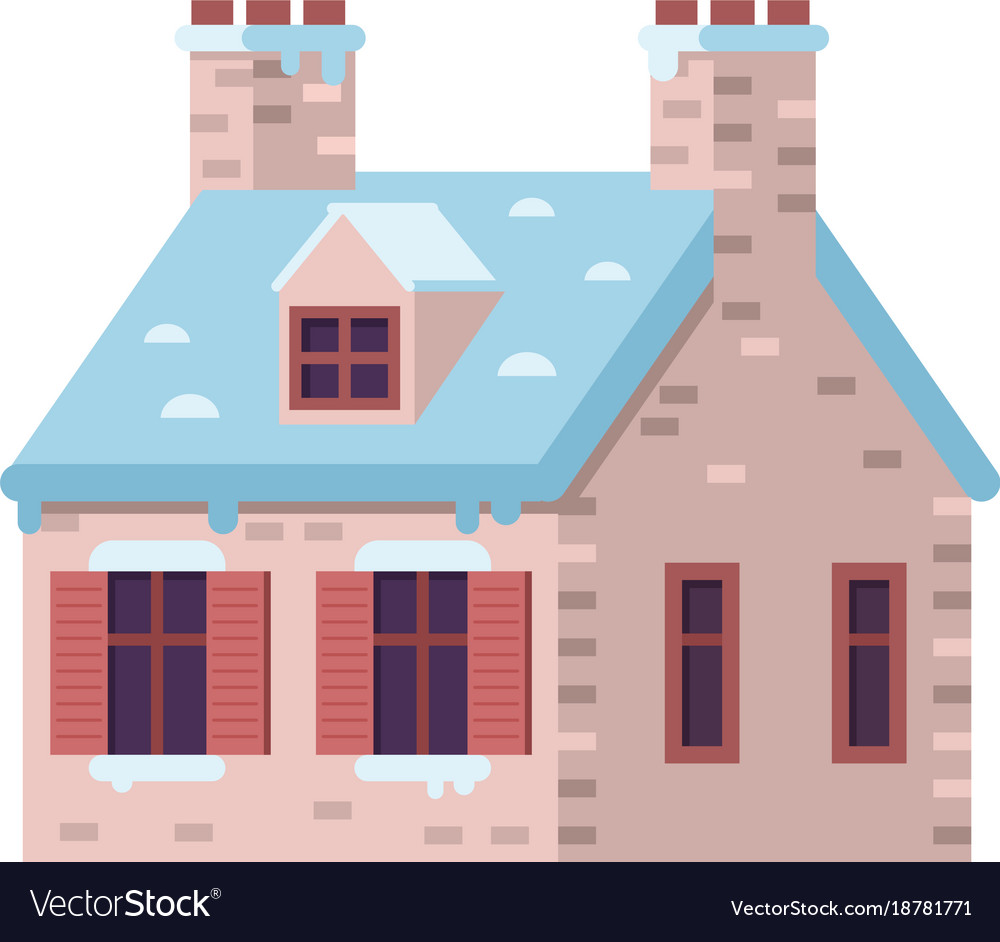 Gingerbread, House & Building Vector Images (52)