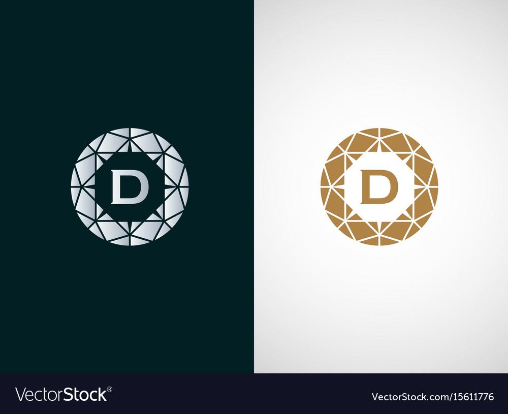 Diamond logo icon design