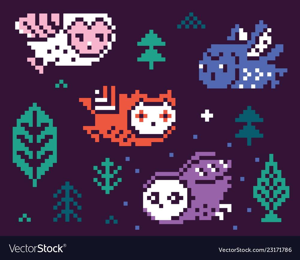 6e2fc65faff7b7 Fair isle christmas print with owls royalty free vector jpg 1000x867 Fair  isle pattern print