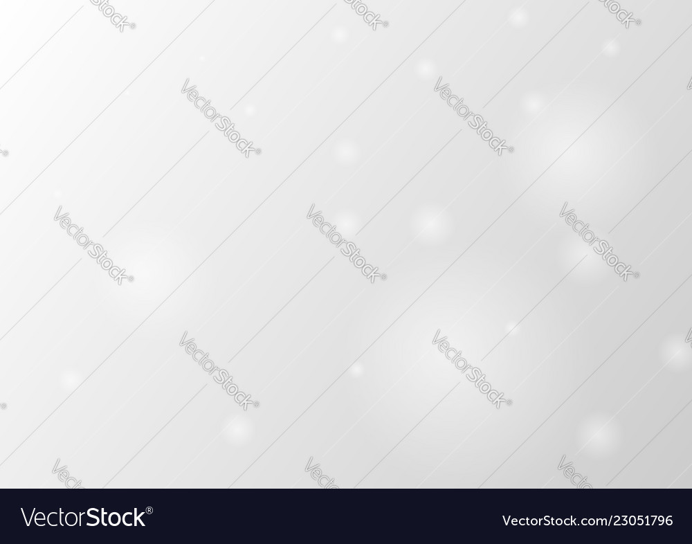 Abstract soft blur lights on gray background