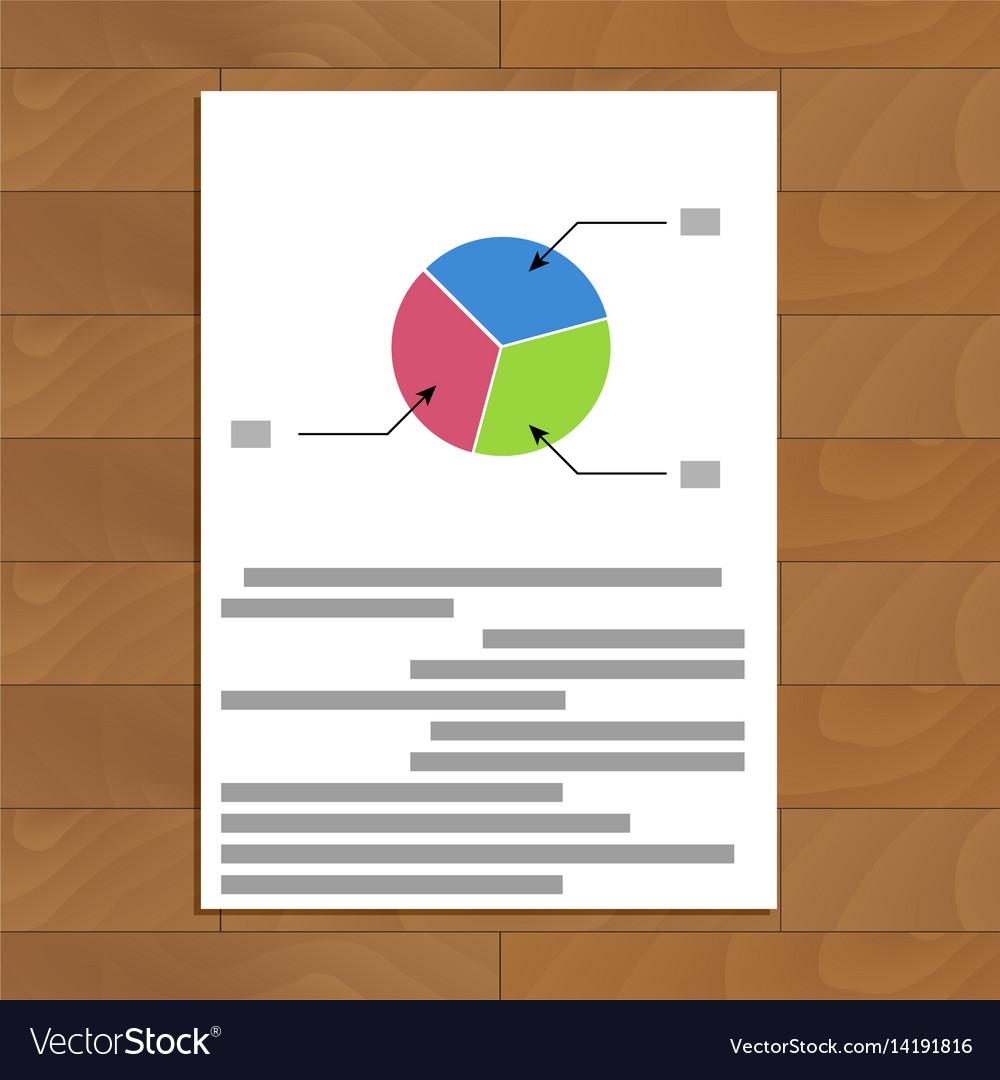 Pie chart parts