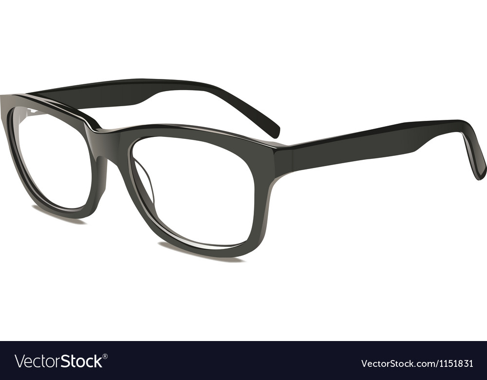 eye glasses royalty free vector image vectorstock rh vectorstock com glasses factory newcastle glasses factory outlet