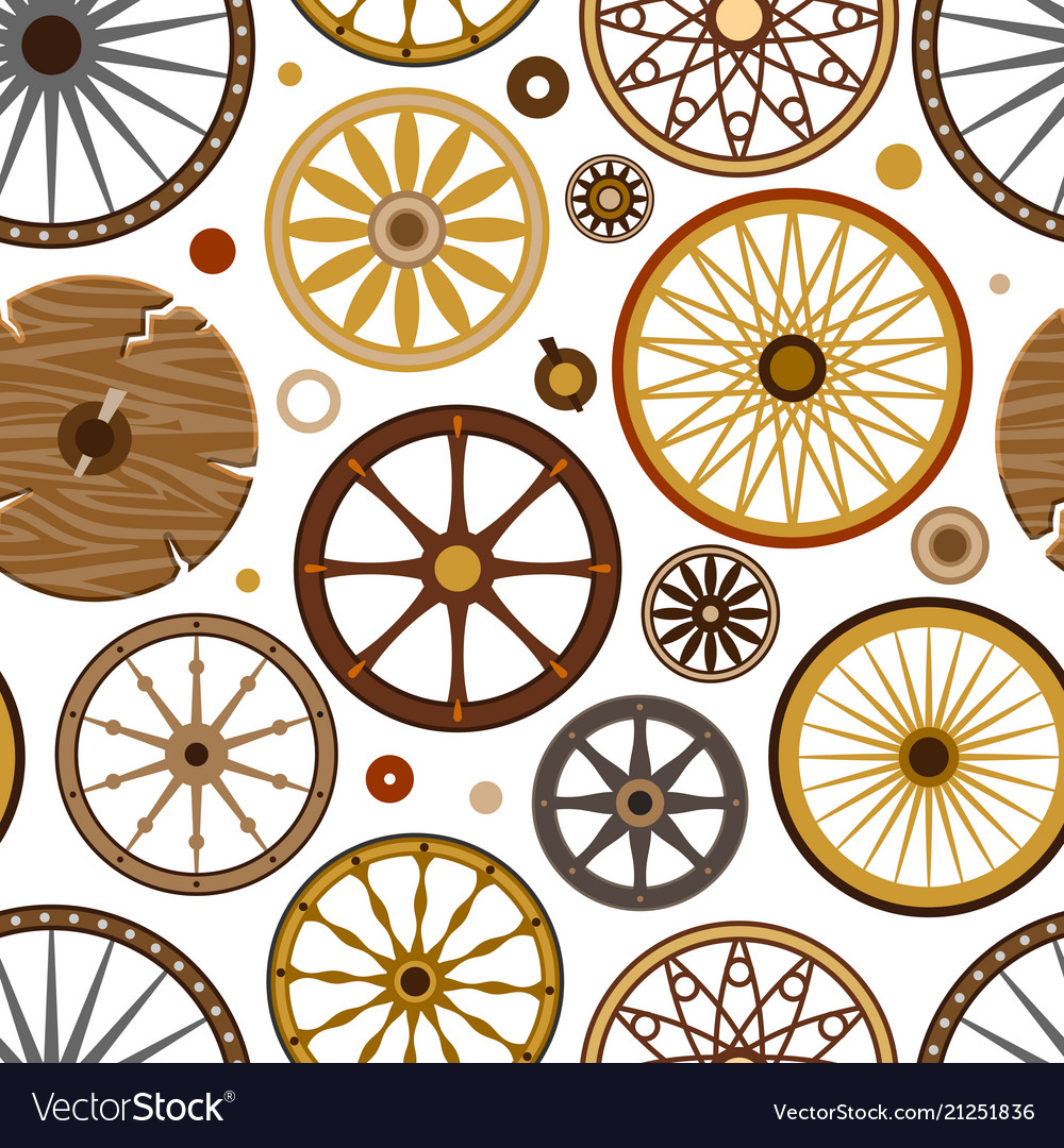 Carriage vintage transport old wheels and
