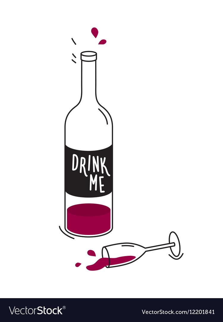 кухню бутылка вина картинка для скетчбука преимуществом