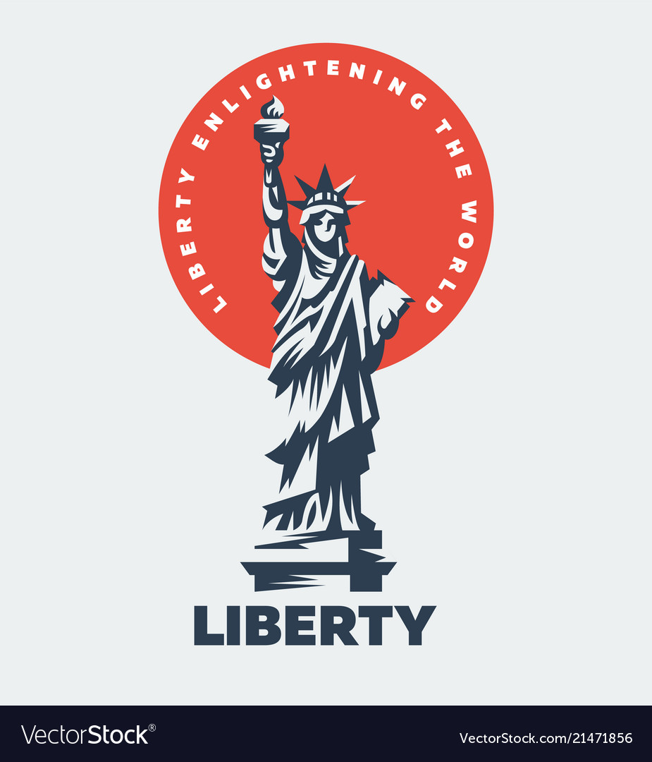 The statue of liberty flat