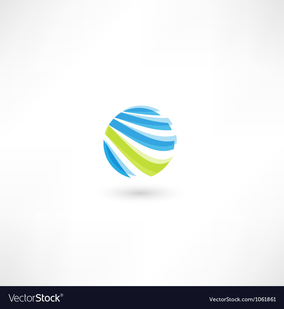 Business abstract icon