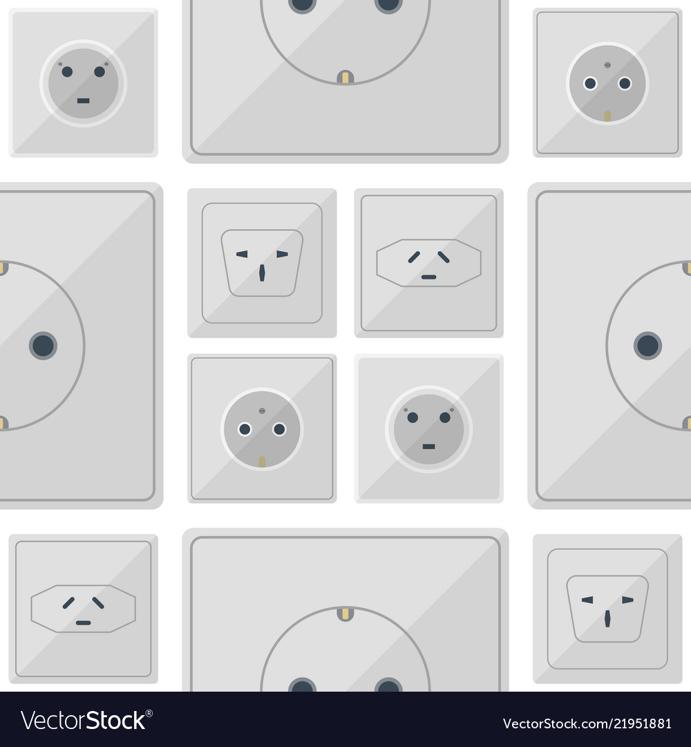 Electric plugs stack outlet energy
