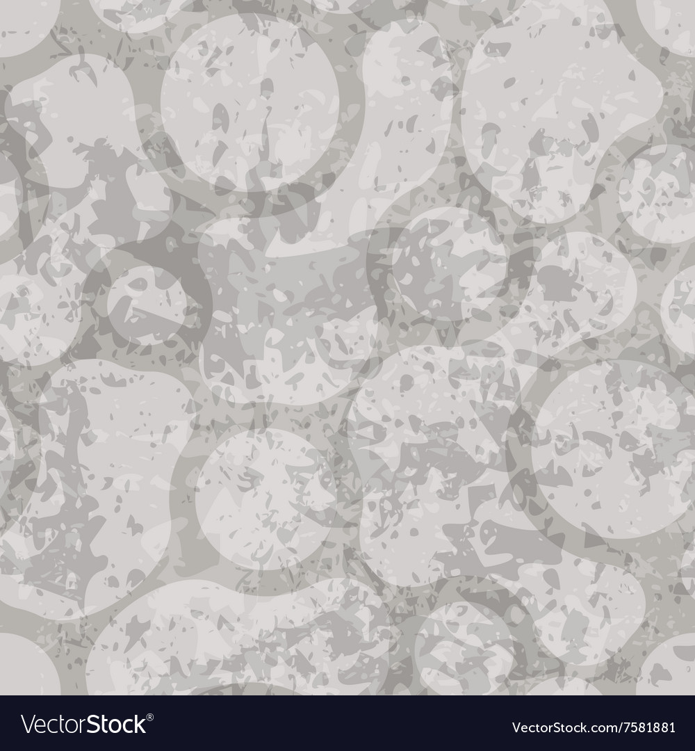 Grunge wall seamless pattern vector image