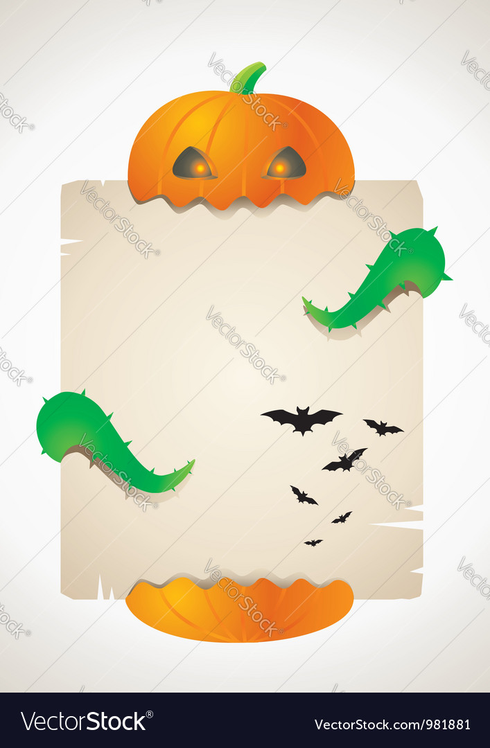 Pumkin Royalty Free Vector Image Vectorstock Learn more about pumpkins in this article. vectorstock