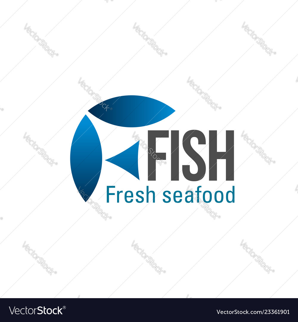 Fish and seafood icon