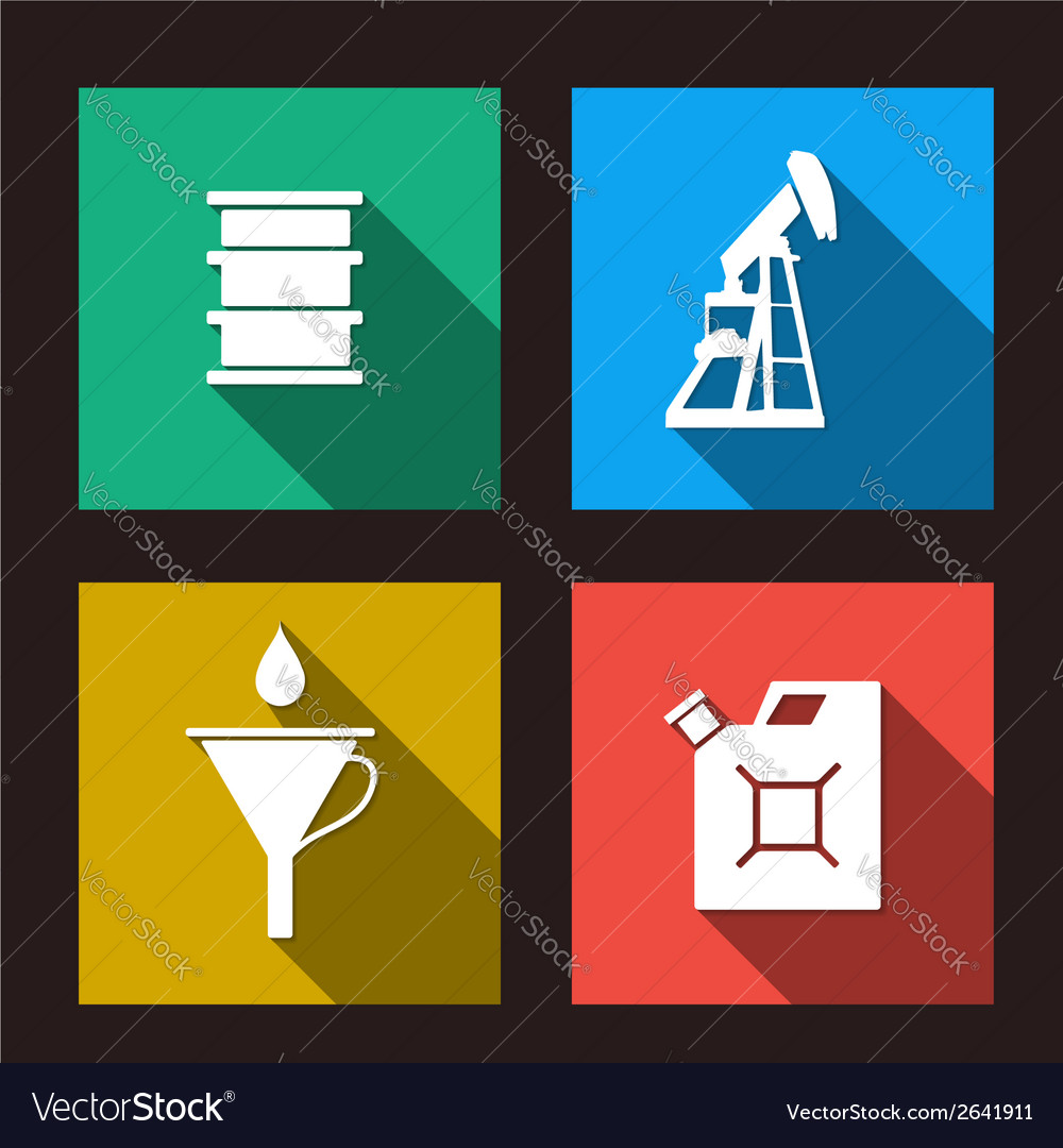 Fuel set icons