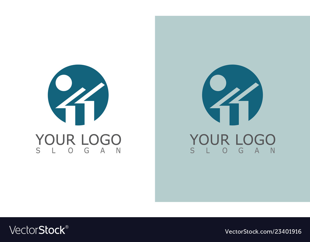 Home education icon logo