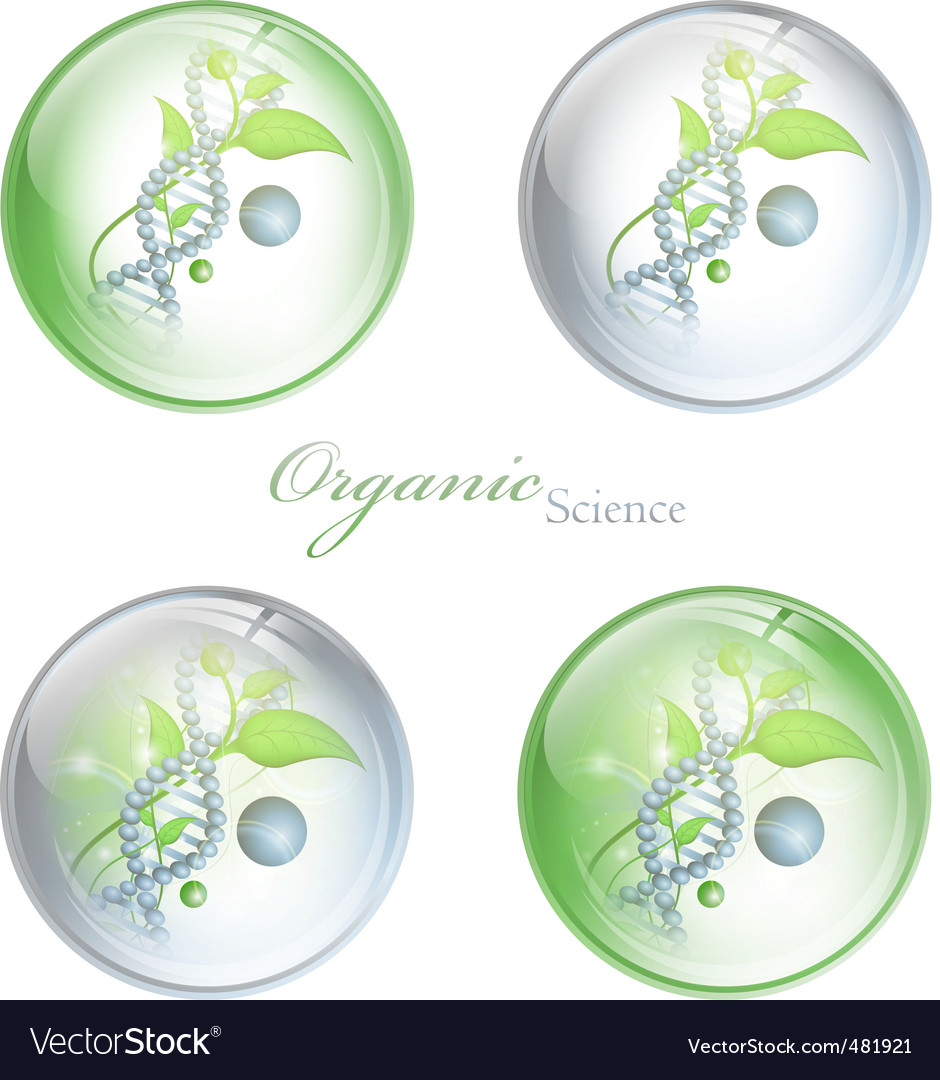 Organic science balls