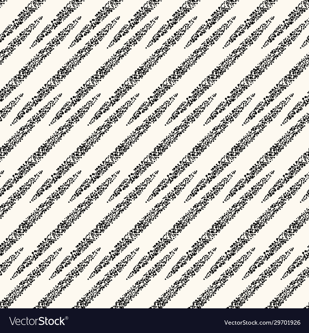 Seamless modern flat pattern with dotted