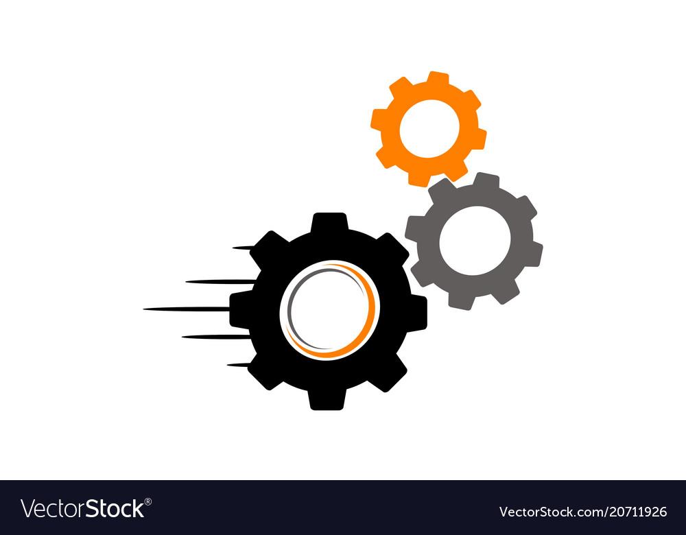 Speed gear letter o c