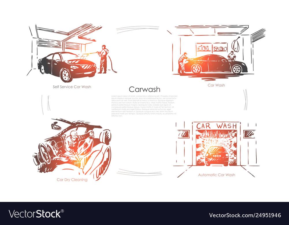 Automobile maintenance business vehicle care