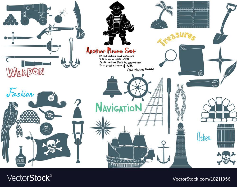 Big Pirate Set