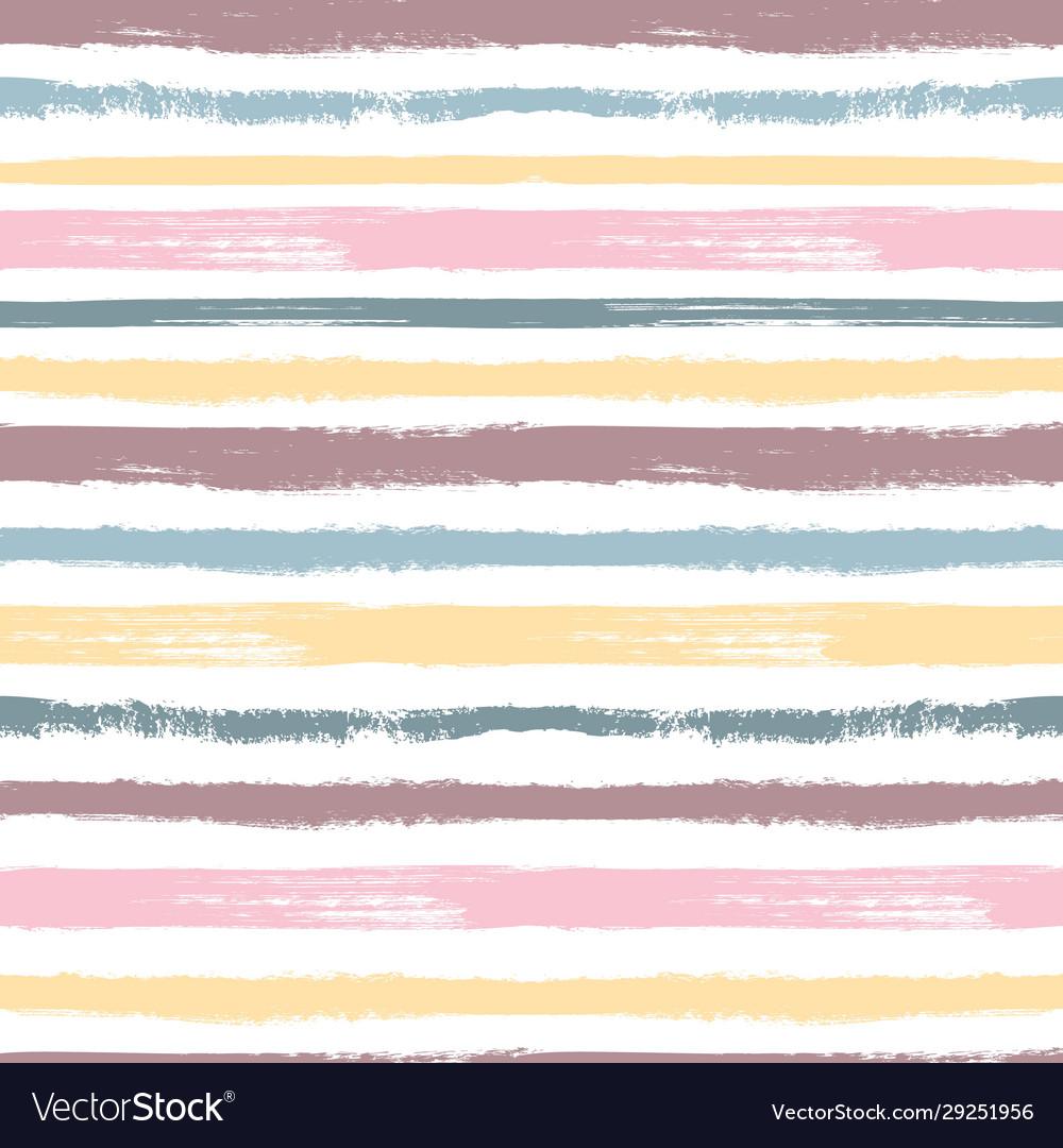 Brush pattern pastel stripes grunge graphic