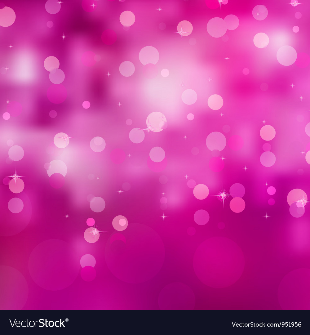 Glittery Christmas background vector image