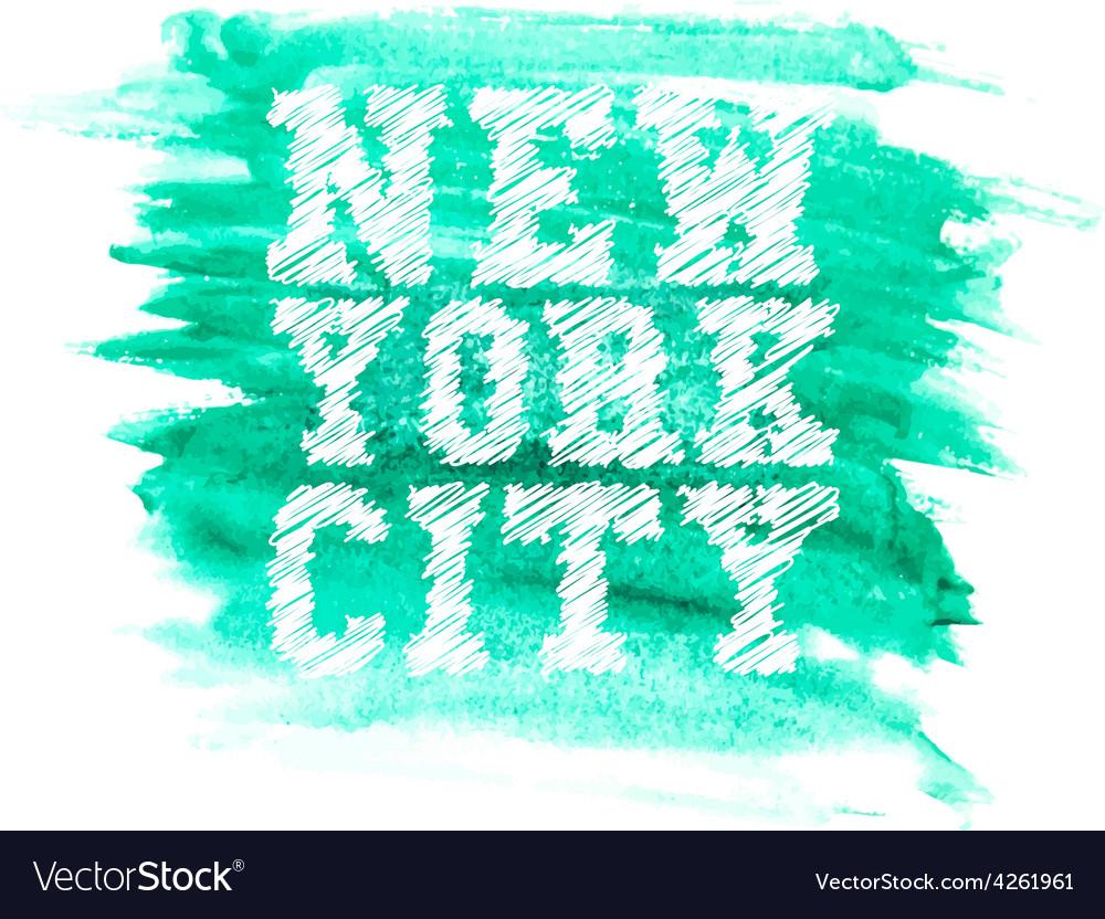 Vintage new york typography t-shirt graphics