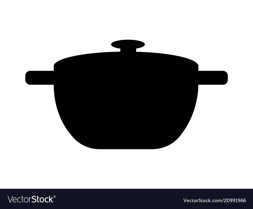 Black pan simple template