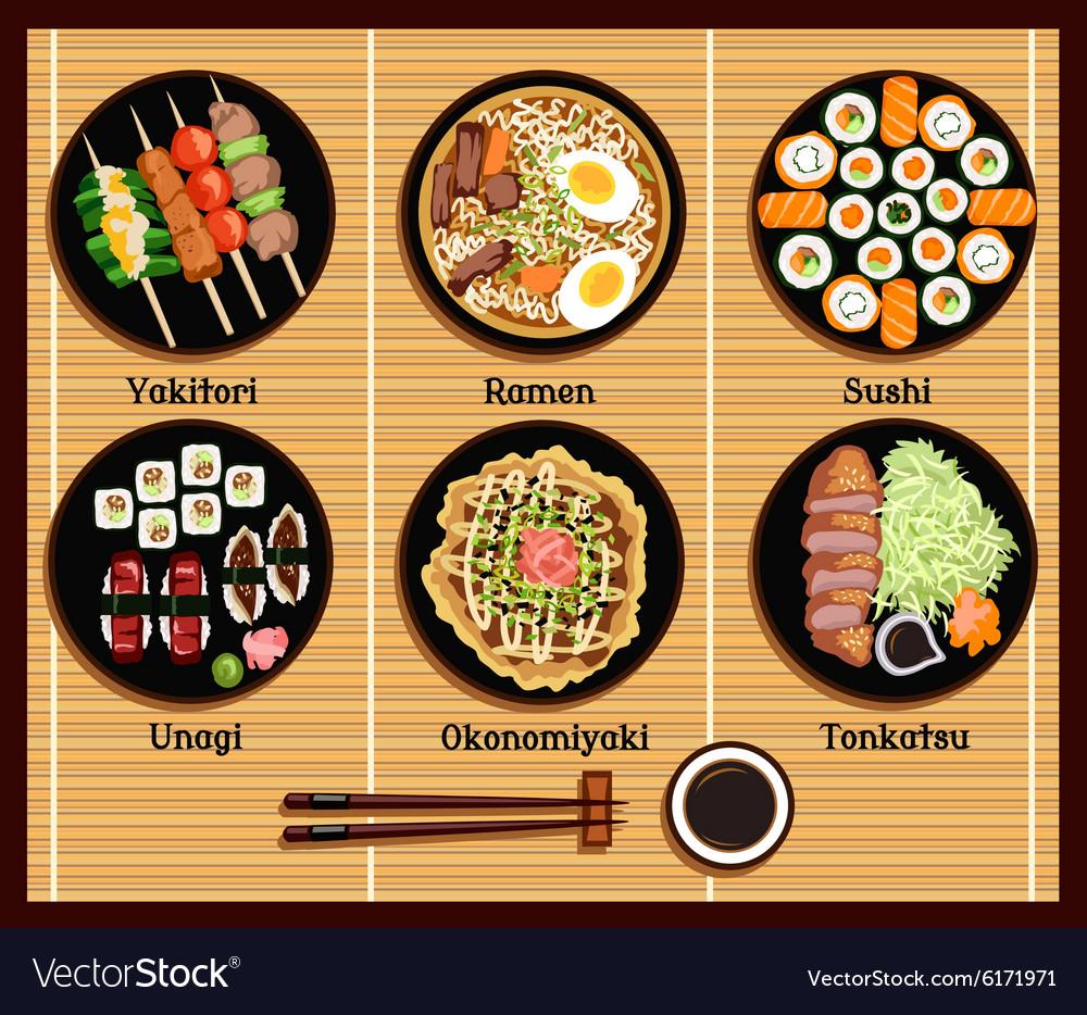 Elegant Japanese Cuisine Ideas