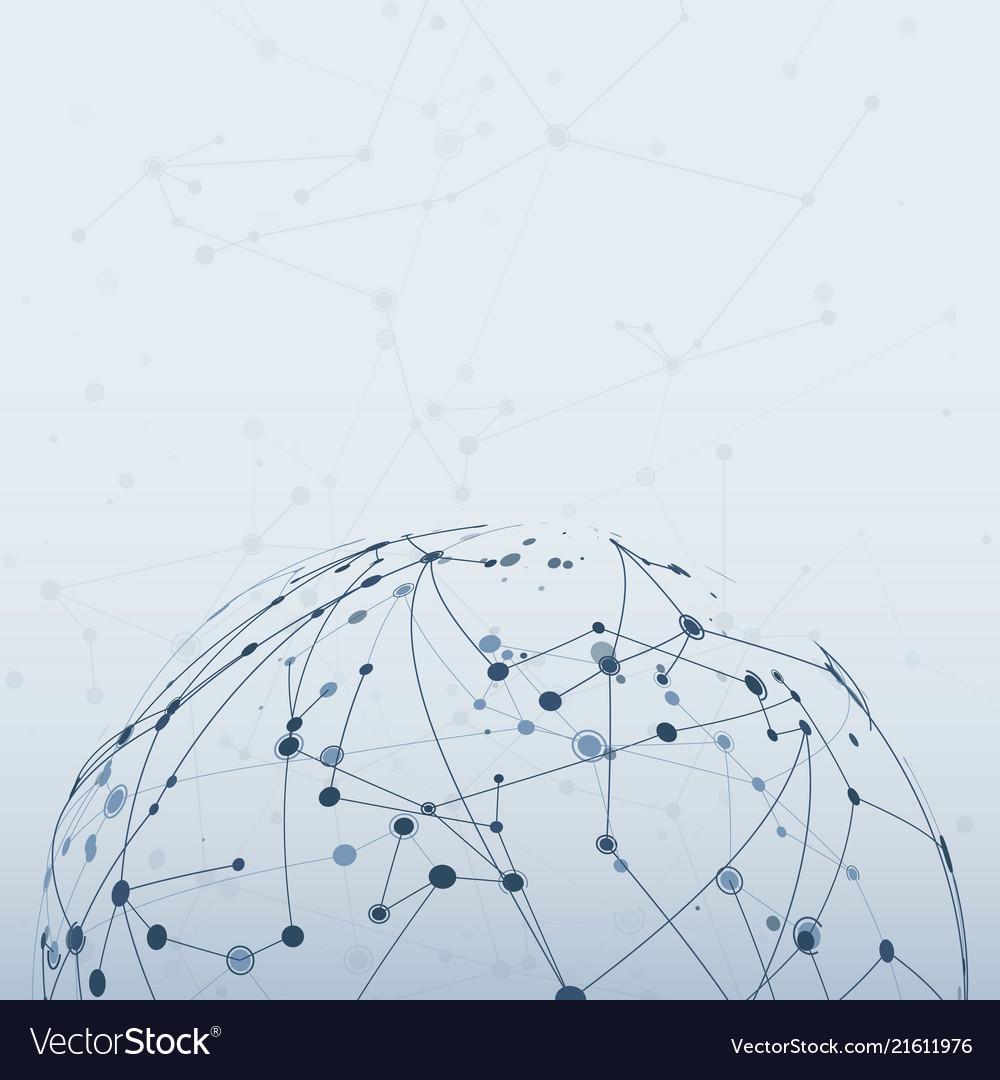 Chemistry molecular connection internet