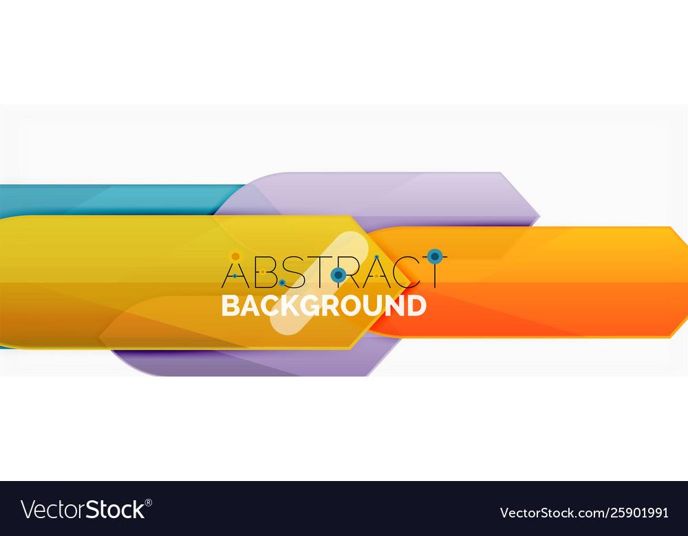 Minimal dynamic geometric background