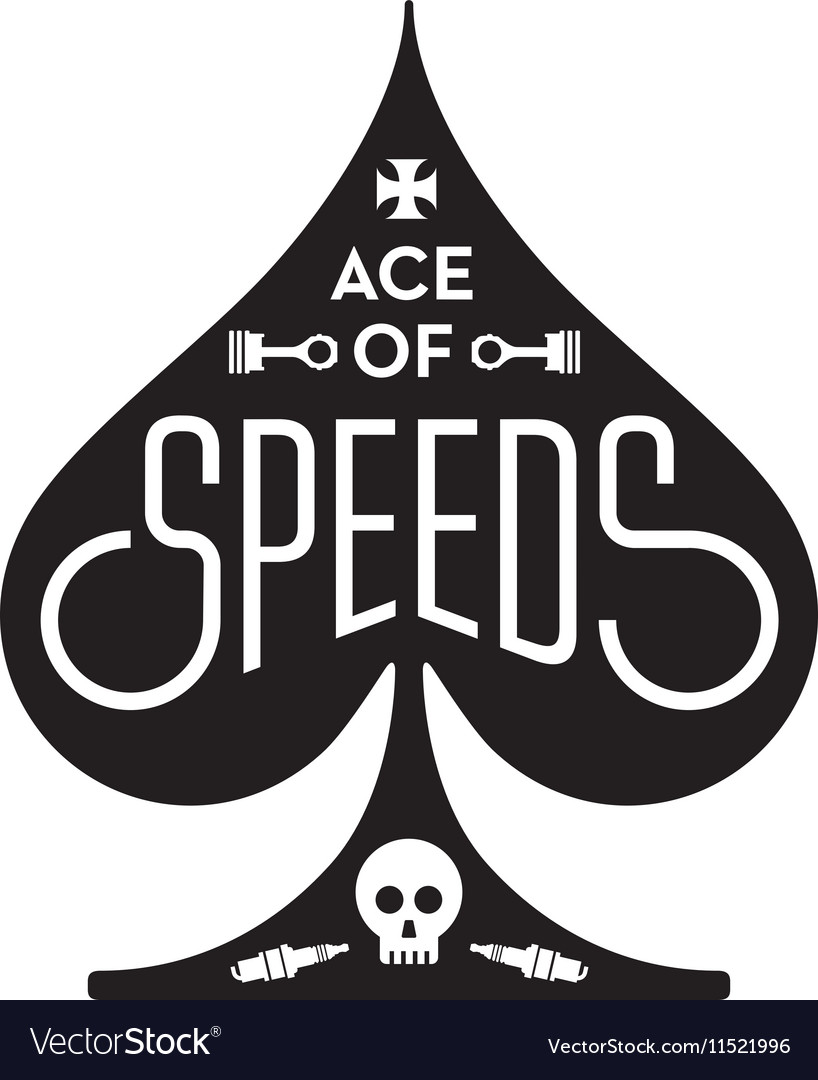 Ace Of Speeds motorcycle or car racing