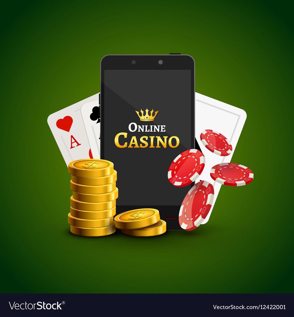 Online mobile casino background Poker app online