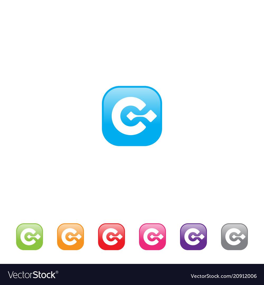 C letter app
